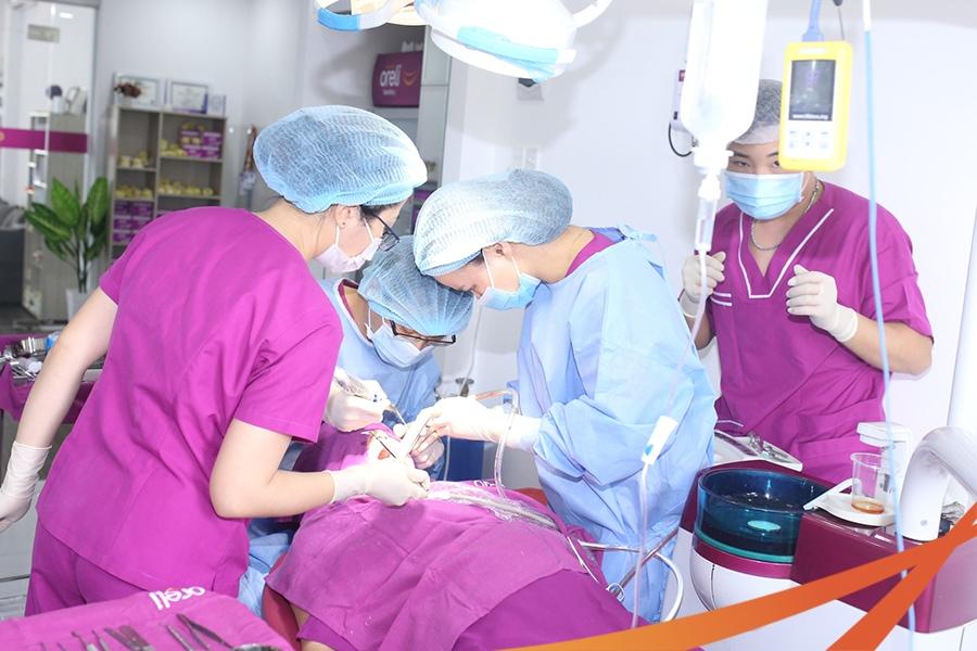 cấy ghép implant uy tín oreli