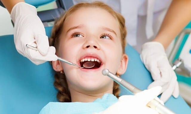 Mối lo sợ nha khoa ở trẻ em